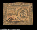 Colonial Notes:Continental Congress Issues, Continental Currency February 17, 1776 $3 New. A wholly ...