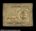 Colonial Notes:Continental Congress Issues, Continental Currency February 17, 1776 $3 Choice Extremely ...
