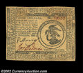 Colonial Notes:Continental Congress Issues, Continental Currency May 9, 1776 $3 Choice About New. ...