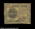 Colonial Notes:Continental Congress Issues, Continental Currency July 22, 1776 $7 Choice New. Another ...