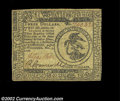 Colonial Notes:Continental Congress Issues, Continental Currency November 2, 1776 $3 About New. ...