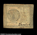 Colonial Notes:Continental Congress Issues, Continental Currency April 11, 1778 $40 Extremely Fine. ...