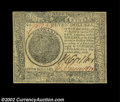 Colonial Notes:Continental Congress Issues, Continental Currency September 26, 1778 $7 Choice About New....