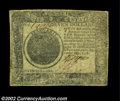 Colonial Notes:Continental Congress Issues, Continental Currency September 26, 1778 $7 Very Fine. ...
