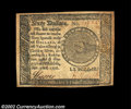 Colonial Notes:Continental Congress Issues, Continental Currency September 26, 1778 $60 About New. A ...