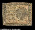 Colonial Notes:Continental Congress Issues, Continental Currency September 26, 1778 $60 Extremely Fine-...