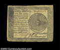 Colonial Notes:Continental Congress Issues, Continental Currency September 26, 1778, $60 Very Fine. ...