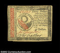Colonial Notes:Continental Congress Issues, Continental Currency January 14, 1779 $30 Choice Extremely ...