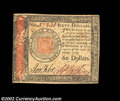 Colonial Notes:Continental Congress Issues, Continental Currency January 14, 1779 $60 Choice New. ...