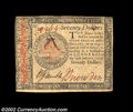Colonial Notes:Continental Congress Issues, Continental Currency January 14, 1779 $70 About New. Very ...