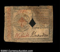 Colonial Notes:Continental Congress Issues, Continental Currency January 14, 1779 $80 Counterfeit Very ...