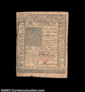 Colonial Notes:Delaware, Delaware January 1, 1776 5s Very Fine. A decent circulated ...