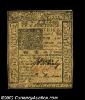 Colonial Notes:Delaware, Delaware January 1, 1776 10s Very Choice New. A near-Gem ...