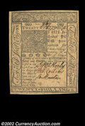 Colonial Notes:Delaware, Delaware January 1, 1776 20s Very Choice New. A well ...
