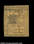 Colonial Notes:Delaware, Delaware May 1, 1777 20s Extremely Fine. A very lovely, ...