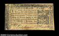 Colonial Notes:Maryland, Maryland April 10, 1774 $1/3 Very Fine. This low-...