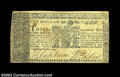 Colonial Notes:Maryland, Maryland April 10, 1774 $1 Extremely Fine. Well signed and ...