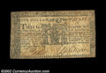 Colonial Notes:Maryland, Maryland April 10, 1774 $1 Very Fine. Moderately ...