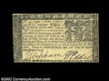 Colonial Notes:Maryland, Maryland April 10, 1774 $4 About Uncirculated. A little ...