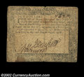 Colonial Notes:Maryland, Maryland August 14, 1776 $4 Fine. A decent circulated ...