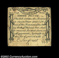 Colonial Notes:Massachusetts, Massachusetts October 18, 1776 3d Choice Very Fine. A ...