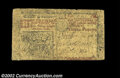 Colonial Notes:New Jersey, New Jersey April 12, 1760 L3 Very Fine. Super grade for ...