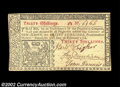 Colonial Notes:New Jersey, New Jersey February 20, 1776 30s Choice New. Neither ...