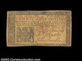 Colonial Notes:New Jersey, New Jersey March 25, 1776 1s Very Fine. Problem free and ...