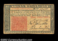 Colonial Notes:New Jersey, New Jersey March 25, 1776 3s Choice Extremely Fine. A well ...