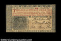 Colonial Notes:New Jersey, New Jersey March 25, 1776 12s Very Choice New. The margins ...