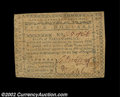 Colonial Notes:North Carolina, North Carolina August 8, 1778 $5 Choice Very Fine. A very ...