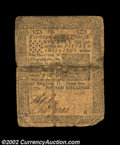 Colonial Notes:Pennsylvania, Pennsylvania May 1, 1760 15s. The note is split and ...
