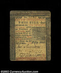 Colonial Notes:Pennsylvania, Pennsylvania May 1, 1760 50s Extremely Fine. The note has ...