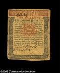 Colonial Notes:Pennsylvania, Pennsylvania March 20, 1771 10s Very Fine. This red and ...