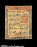 Colonial Notes:Pennsylvania, Pennsylvania March 20, 1771 15s About New. A beautifully ...