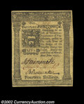 Colonial Notes:Pennsylvania, Pennsylvania March 20, 1773 14s Choice Extremely Fine. A ...