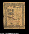 Colonial Notes:Pennsylvania, Pennsylvania March 20, 1773 14s Extremely Fine. A very ...