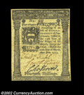 Colonial Notes:Pennsylvania, Pennsylvania March 20, 1773 14s Extremely Fine. Three ...