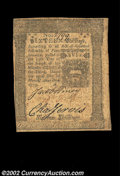 Colonial Notes:Pennsylvania, Pennsylvania March 20, 1773 16s Choice Very Fine. From the ...