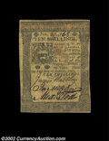 Colonial Notes:Pennsylvania, Pennsylvania October 1, 1773 10s Extremely Fine. A very ...