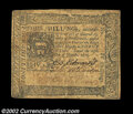 Colonial Notes:Pennsylvania, Pennsylvania March 25, 1775 4s Fine-Very Fine. Despite ...