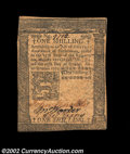 Colonial Notes:Pennsylvania, Pennsylvania October 25, 1775 1s About New. A nice example ...