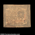 Colonial Notes:Pennsylvania, Pennsylvania October 25, 1775 10s Extremely Fine. The ...