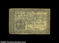 Colonial Notes:Pennsylvania, Pennsylvania April 10, 1777 20s Very Fine. Well margined ...