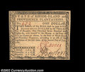 Colonial Notes:Rhode Island, Rhode Island July 2, 1780, $1 Very Choice New. A ...