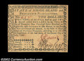 Colonial Notes:Rhode Island, Rhode Island July 2, 1780 $2 Gem New. A perfect Remainder ...