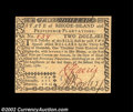 Colonial Notes:Rhode Island, Rhode Island July 2, 1780 $2 Gem New. An essentially ...