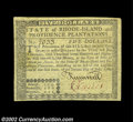 Colonial Notes:Rhode Island, Four fully signed and issued Rhode Island July 2, 1780 notes....
