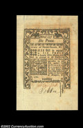 Colonial Notes:Rhode Island, Rhode Island May 1786 6d Superb Gem New. The first of ...