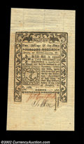 Colonial Notes:Rhode Island, Rhode Island May 1786 2s6d Superb Gem New. Another ...